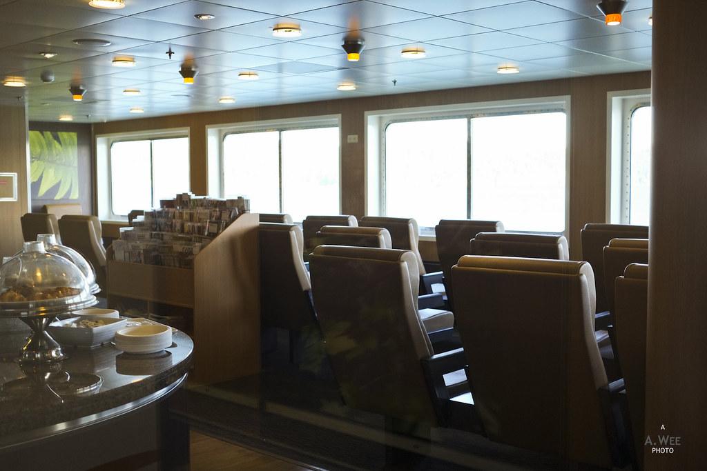 Club seats