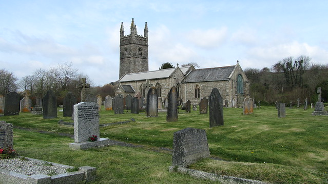Church at Bridestowe