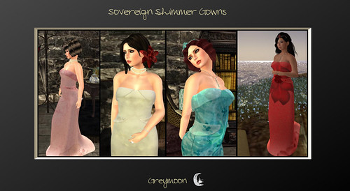 Sovereign Shimmer Gowns_Collage2