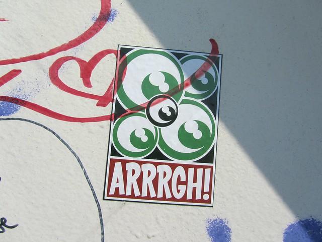 Arrrgh!