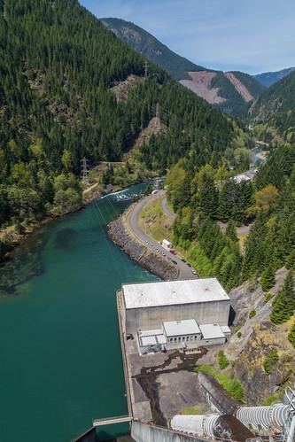 water oregon river unitedstates gates dam detroitdam