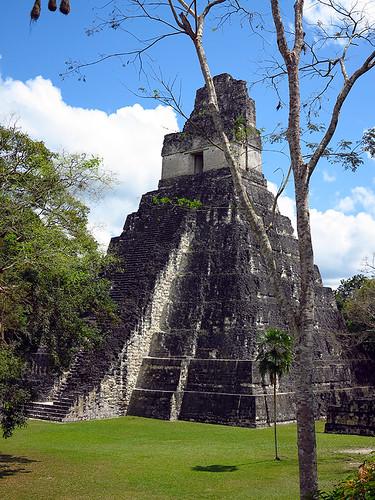 Temple ITikal Guatemala