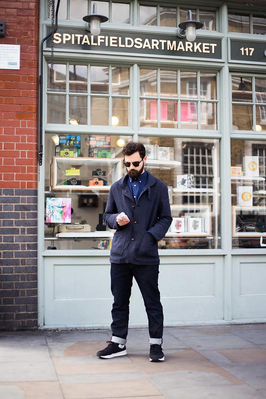 Street Style - Harry, Spitalfields