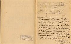 VI/4. Kaufer Jenő m. kir. állampénztári tiszt kérelme zsidócsillag viselésének mentesítése alól MNL_PML_6_6_V_1075_Cb_3546_1944_4