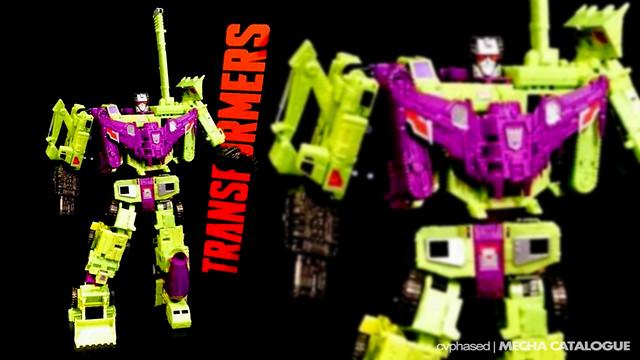 """TRANSFORMERS Generations """"Combiner Wars"""" - Titan Class DEVASTATOR"""