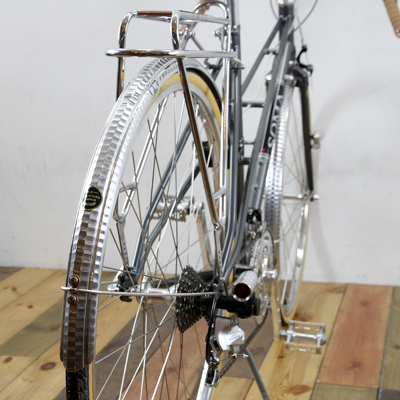 Soma Fabrications / BUENA BISTA Complete Bike Above Bike Store Custom