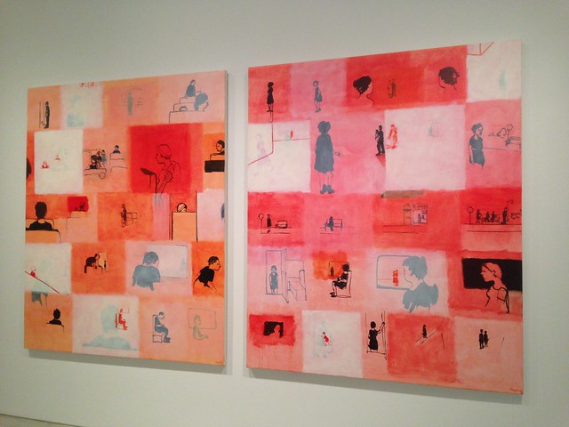 Amy Pleasant, When Ruby Met Jim Pt 1. Knoxville Museum of Art