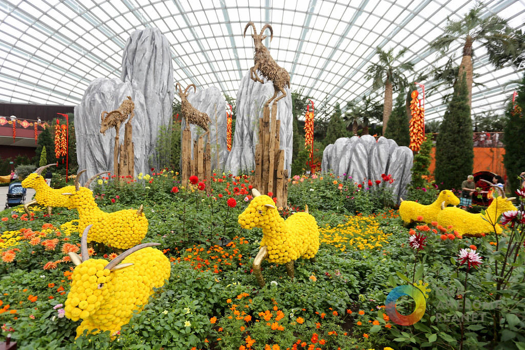 Garden by the bay fee interior design for Garden design fees