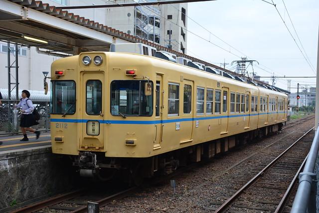一畑電車2100系電車