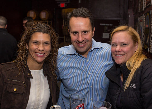 Jen, Mark and Beth