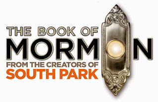 The Bookof Mormon Logo