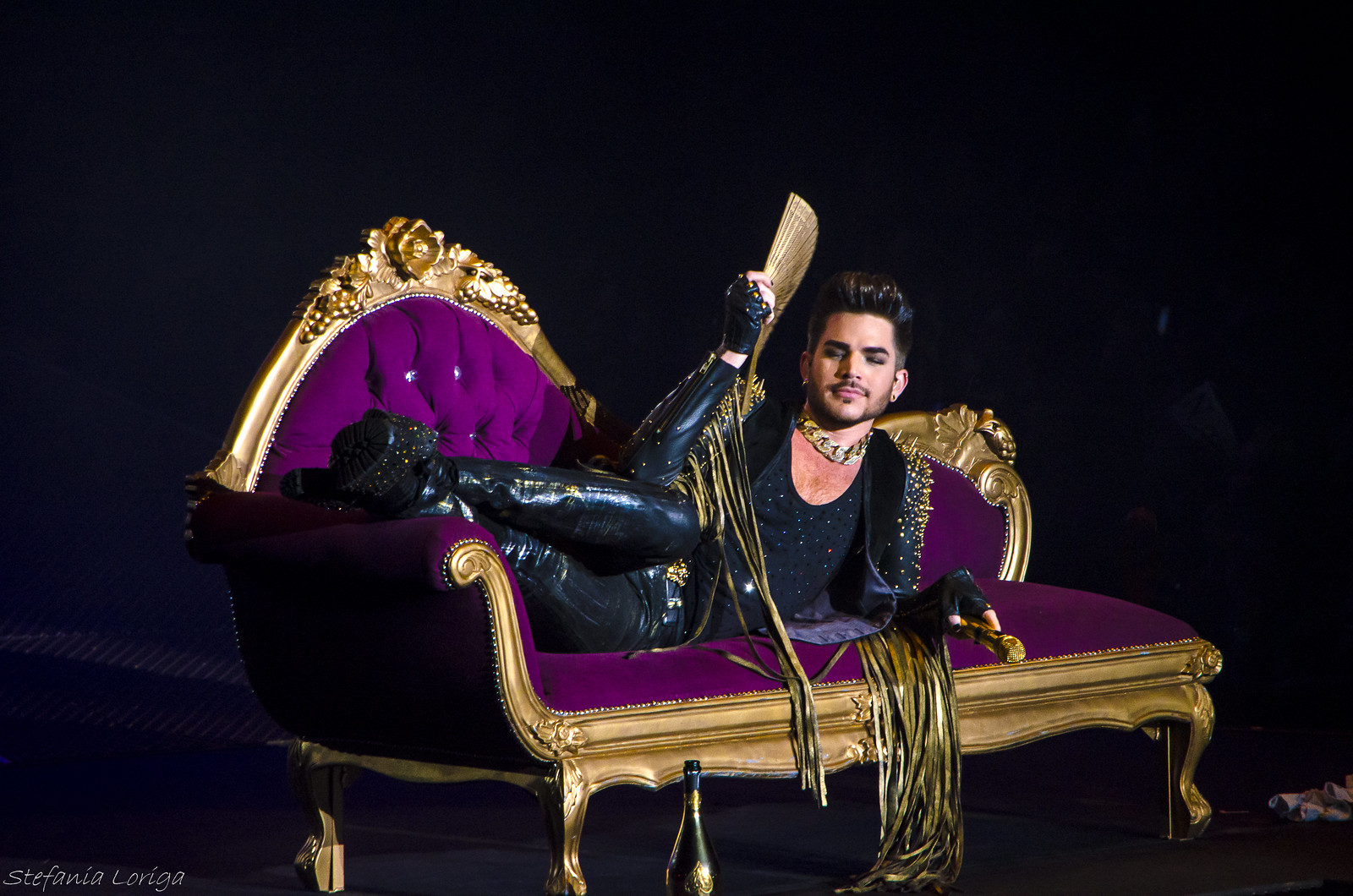 adam news stuttgart concert today adamtopia. Black Bedroom Furniture Sets. Home Design Ideas