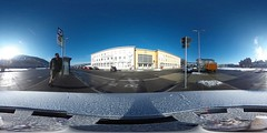 Station Square Tuttlingen in 360 °