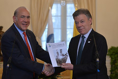 Presentation of the OECD report: Colombia Policy Priorities for Inclusive Development