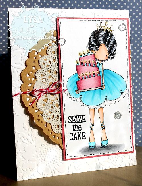 Seize the Cake!