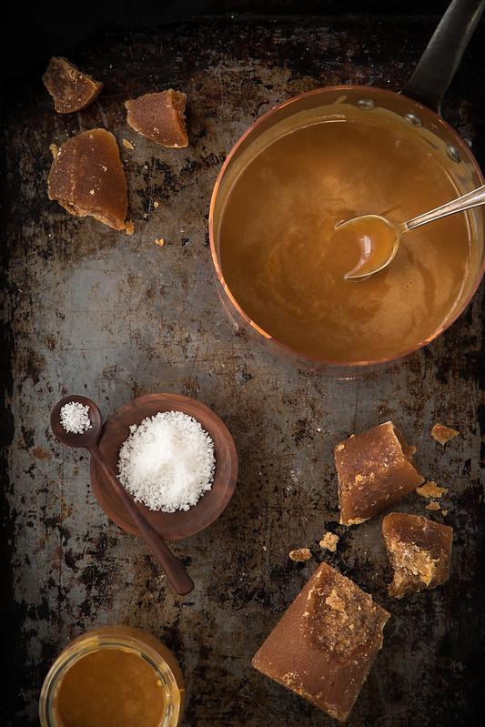 Homemade Cajeta (Goats Milk Caramel)