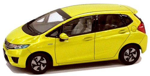 Ebbro Honda Fit (1)