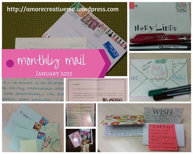monthly mail 01-2015