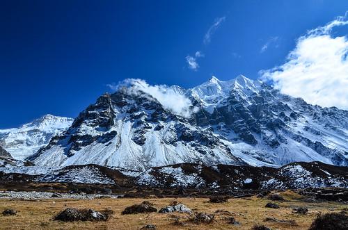 nepal trek kanchenjunga