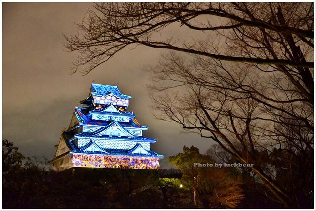 大阪城3D燈光秀2015022-DSC_3955