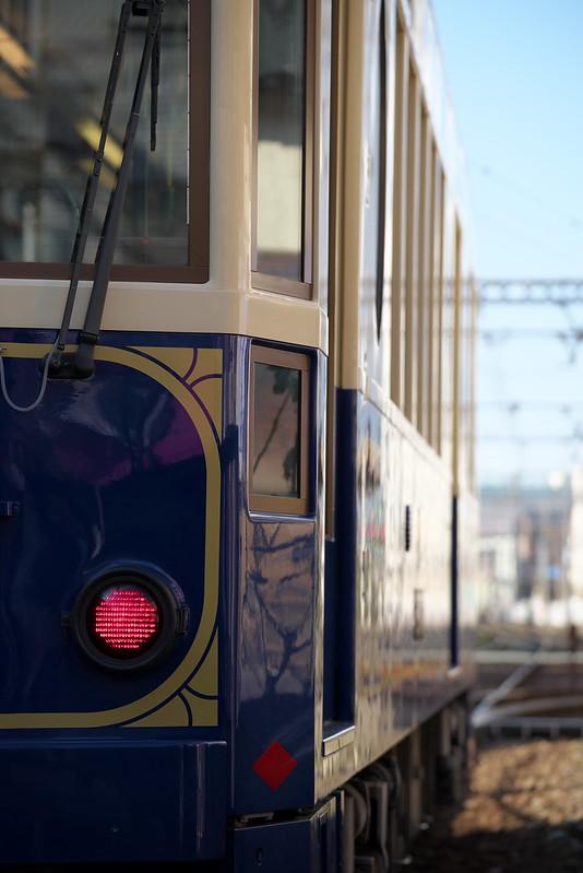 Tokyo Train Story 都電荒川線 2015年2月19日