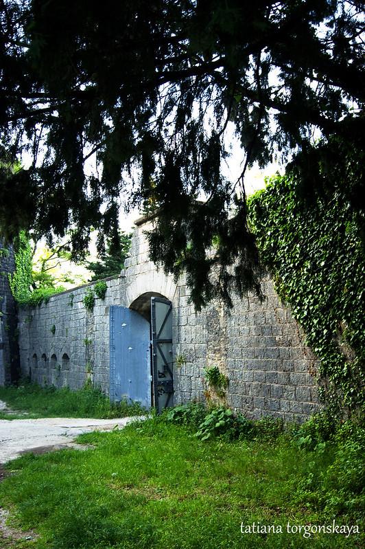 Ворота австрийской крепостной стены