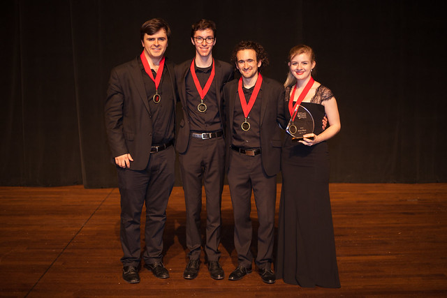 2016 Young Chamber Musicians Competition