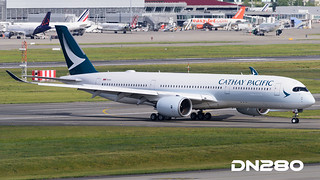 Cathay A350-941 msn 029