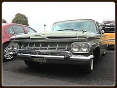 Chevrolet El Camino, 1959