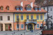 Siebenbürgen Sibiu/Hermannstadt.