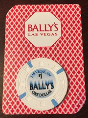 Bally's chip and cared 2014