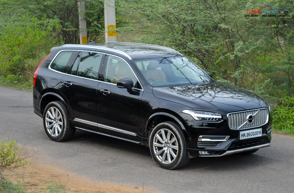 volvo xc90 India Review-10