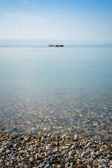 Softy lake beach