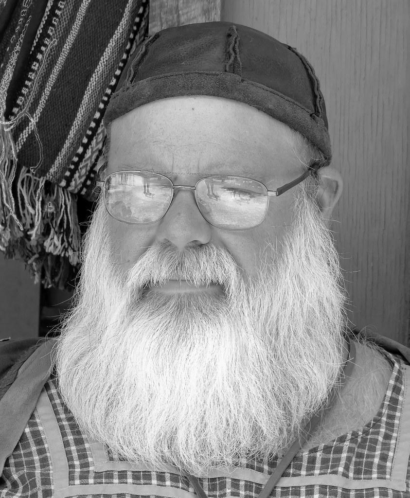 Bearded gentleman