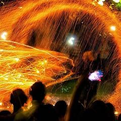 #Archive #fireshow in #Burgas #Bulgaria #summer #night #photo_shoot #Архив #пиротехническоешоу в #Бургас #Болгария #фотосессия #лето