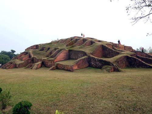 citadel buddhist ghar bengal bangladesh basar pala gokul emperors bogra mahastangarh lakshindar behular