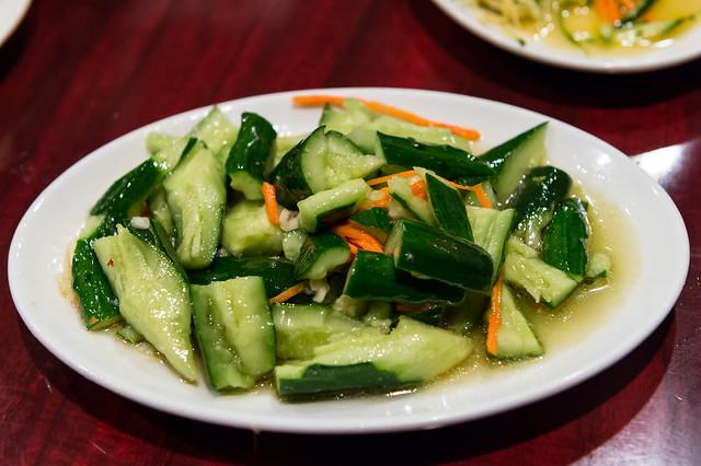 中国家庭料理 楊「凉拌菜」