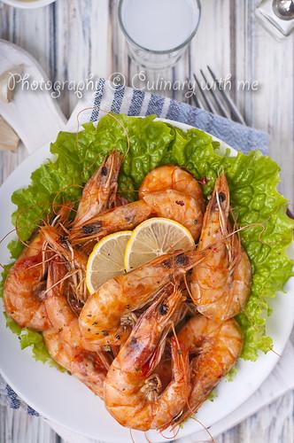 Fast shrimps