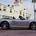2009 Porsche 911 Carrera S (997) Cabriolet GT Silver on Black in Beverly Hills @porscheconnect 1230