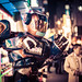 Robots in the Streets of Tokyo! by Stuck in Customs