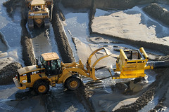 vehicle, transport, off-roading, construction equipment, bulldozer,