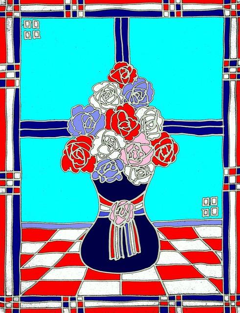 Liberty Roses