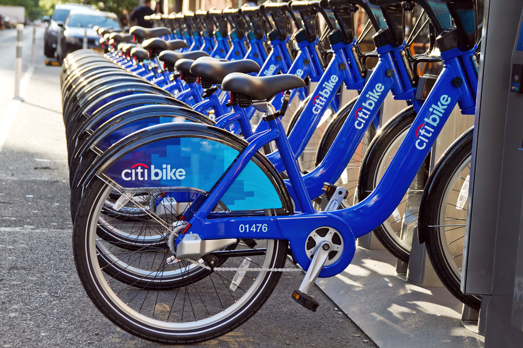 <i>Citibike</i> (2013). Photograph by Robyn Lee. Flickr
