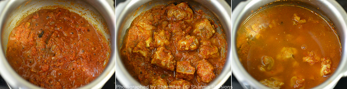 Kadai Chicken Recipe - Step4