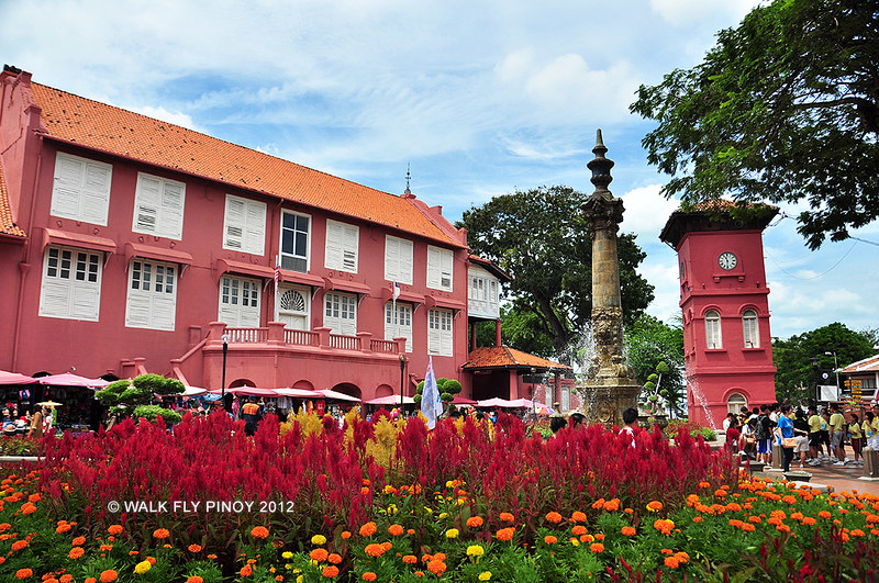 Stadhuys and Red Square, Malacca, Malaysia