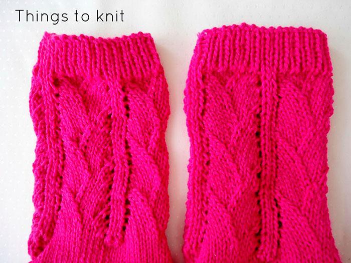 calcetines con petalos