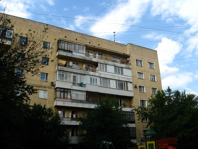 Хавско-Шаболовский жилой комплекс 20
