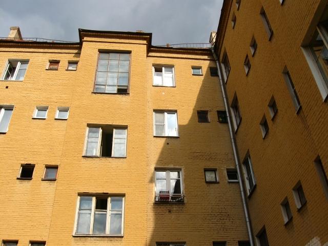 Жилые дома кооператива 1-е Замоскворечье 12