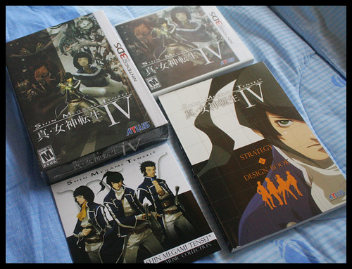 Shin Megami Tensei IV Limited Edition