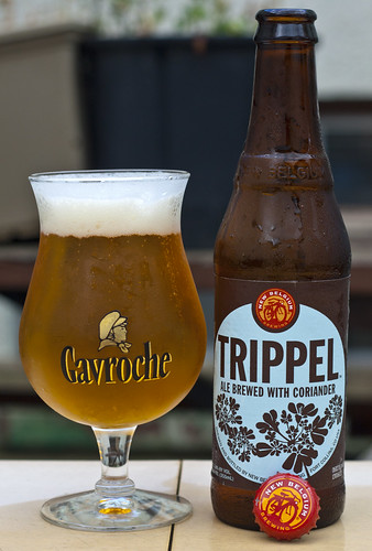 Review: New Belgium Trippel Ale by Cody La Bière
